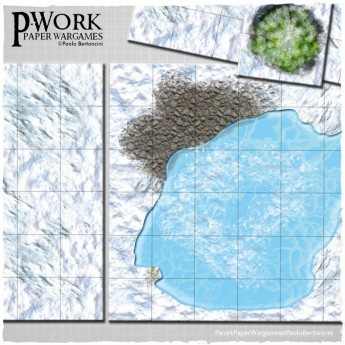 The Snow Field - RPG Terrain Tiles