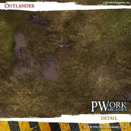 Outlander Wargames Terrain Mat