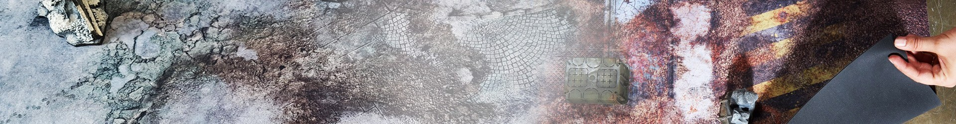 Pwork Wargames - Battle mats and terrain for wargaming